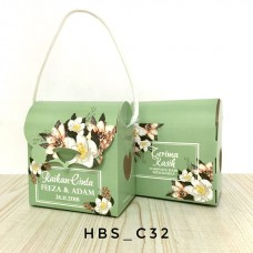 Handbag Box (Small) Size (Warna) Album 4a