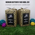 Butterfly Box MEDIUM (WARNA) Album 1