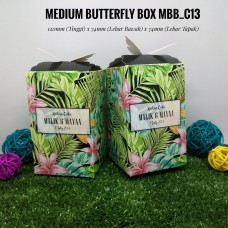 Butterfly Box MEDIUM (WARNA) Album 2