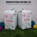 Butterfly Box MEDIUM (WARNA) Album 3