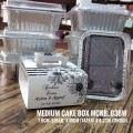 MEDIUM CAKE BOX (Print BW) Album 1