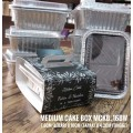 MEDIUM CAKE BOX (Print BW) Album 2