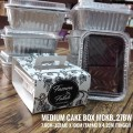 MEDIUM CAKE BOX (Print BW) Album 3