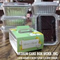 MEDIUM CAKE BOX (Print WARNA) Album 2