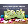 Paperbag RIBBON MEDIUM (WARNA) Album 1