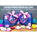 Paperbag RIBBON MEDIUM (WARNA) Album 3