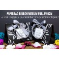 Paperbag RIBBON MEDIUM (BW) Album 1