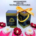 MINI Square Box (WARNA) Album 1