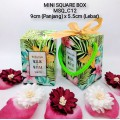 MINI Square Box (WARNA) Album 2