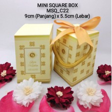 READYMADE MINI Square Box (Warna) Album 3