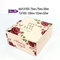 FLAT BOX (WARNA) 2a