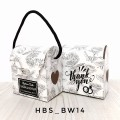 READYMADE HANDBAGBOX SMALL (BW) Album 2
