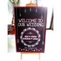 Welcome Board 2x3ft_hnz05